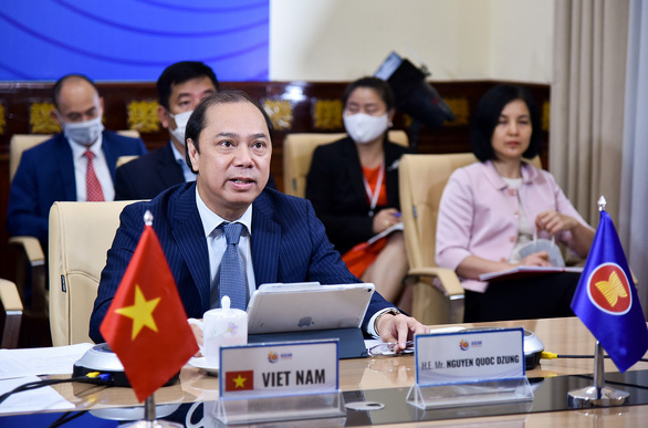 Mỹ công bố gói viện trợ khẩn cấp hơn 18 triệu USD cho ASEAN - Ảnh 1.