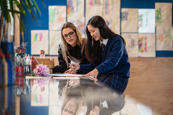 3 lý do học sinh trung học New Zealand tự tin thẳng tiến đại học - Ảnh 2.