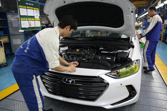 Yahama, Honda, Ford, Toyota, TC Motor tại Việt Nam tạm dừng sản xuất - Ảnh 1.
