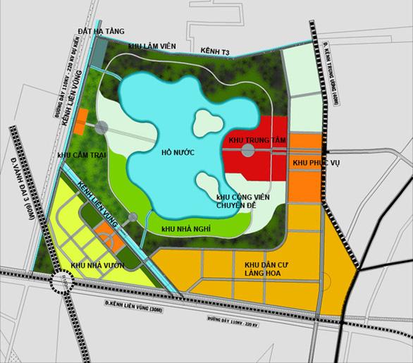 Xử lý trách nhiệm trong tham mưu thu hồi dự án sinh thái văn hóa hồ Vĩnh Lộc - Ảnh 1.