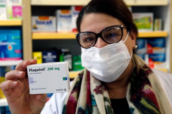 GS Pháp tiết lộ kết quả thử nghiệm thuốc sốt rét cho hơn 1.000 bệnh nhân - Ảnh 1.