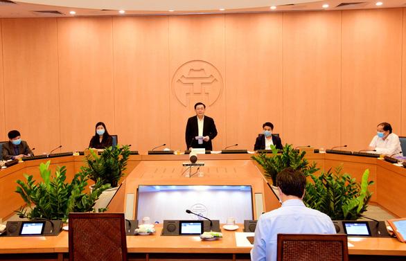 Bí thư Vương Đình Huệ: 'Ca mắc COVID-19 mới giảm, đã có tâm lý chủ quan' - Ảnh 1.