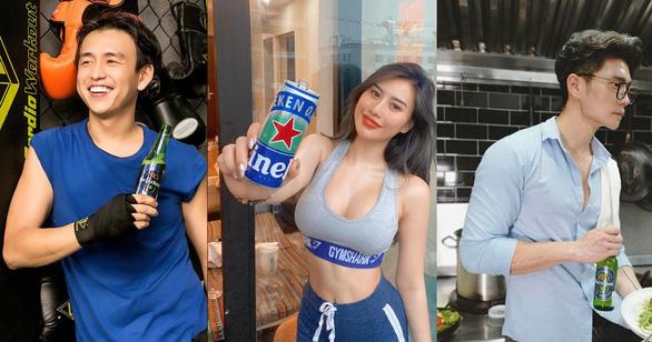Bắt sóng sao Việtcùng Heineken 0.0 với những khoảnh khắc 0 gì 0 thể - Ảnh 1.