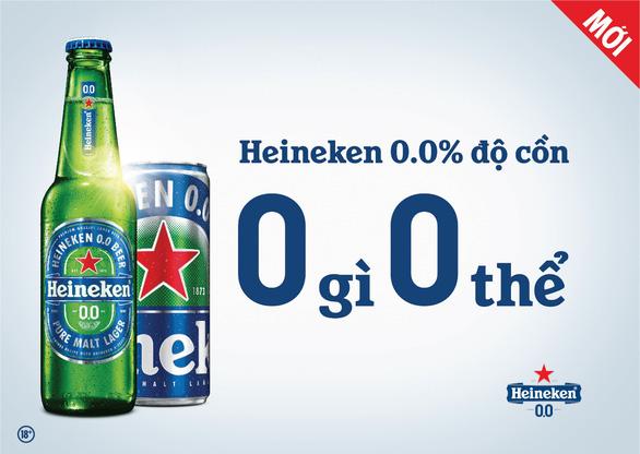 Bắt sóng sao Việtcùng Heineken 0.0 với những khoảnh khắc 0 gì 0 thể - Ảnh 4.