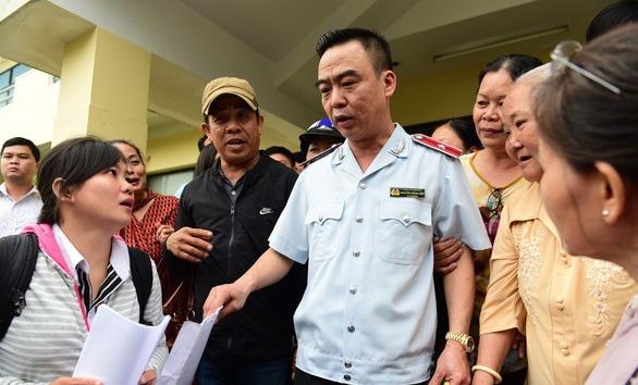 Thanh tra Chính phủ lập tổ công tác đối thoại với người dân Thủ Thiêm - Ảnh 1.