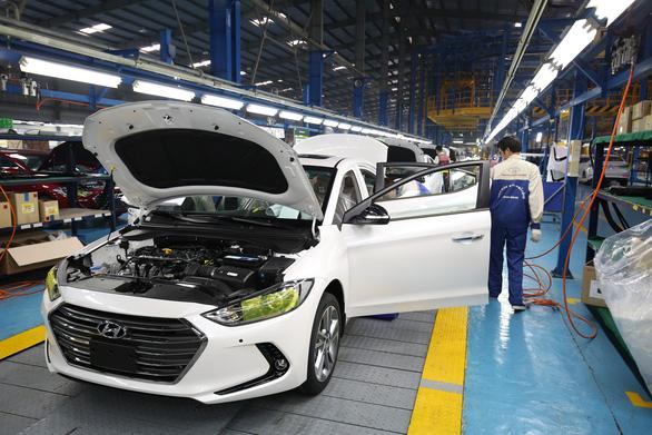 Hơn 19.000 ôtô được tiêu thụ trong mùa COVD-19 - Ảnh 1.