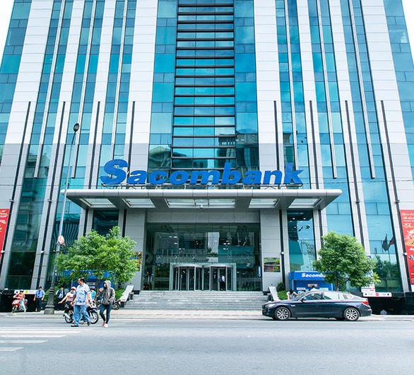 Ngân hàng đầu tiên công bố họp đại hội cổ đông trực tuyến - Ảnh 1.