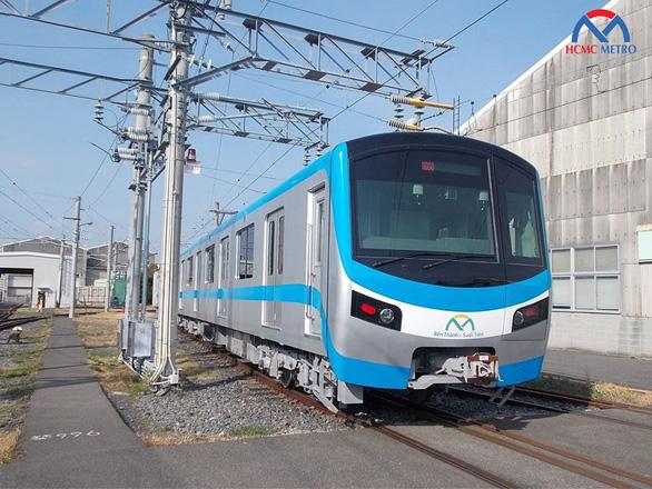 Tàu metro Bến Thành - Suối Tiên dự kiến về Việt Nam tháng 10 - Ảnh 1.