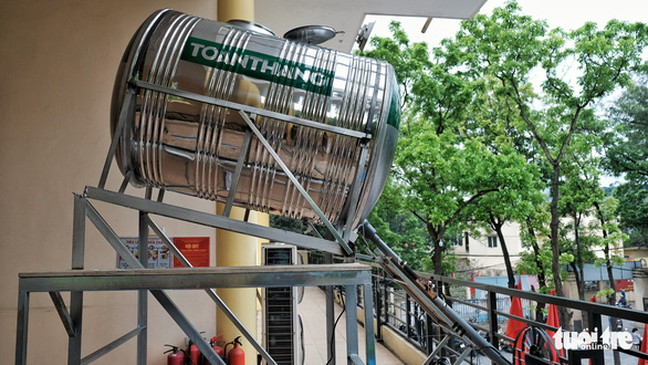 Cây ATM gạo đã có mặt ở Hà Nội - Ảnh 4.