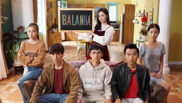 Trẻ trung, hài hước và đời thường: Nhà trọ Balanha hút khán giả - Ảnh 1.