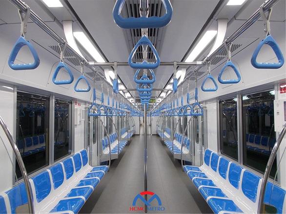 Đoàn tàu metro số 1 Bến Thành - Suối Tiên chạy thử ở Nhật Bản - Ảnh 3.