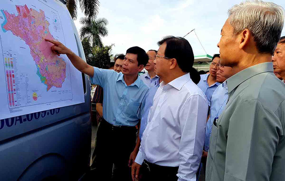 Thúc giải tỏa đất ở dự án sân bay Long Thành: Có mặt bằng mới đổ vốn làm sân bay - Ảnh 1.