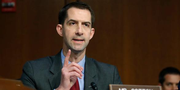 Thêm thượng nghị sĩ Mỹ lên án vụ hải cảnh Trung Quốc đâm chìm tàu cá Việt Nam trên Biển Đông - Ảnh 1.