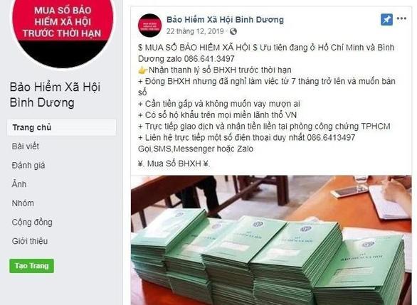 Phó thủ tướng Trương Hòa Bình yêu cầu xử lý nghiêm việc mua gom sổ bảo hiểm xã hội - Ảnh 1.