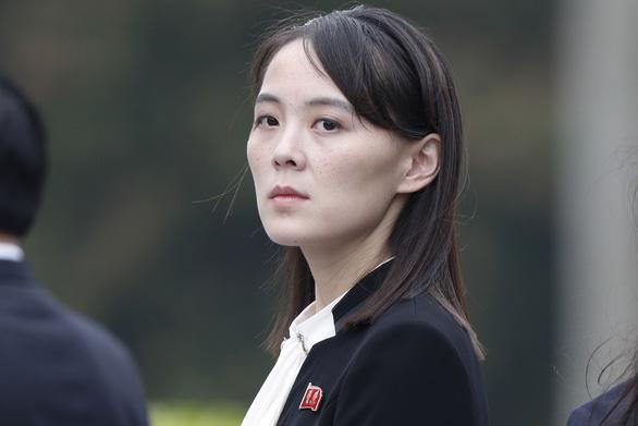 Em gái ông Kim Jong Un không nằm trong Bộ Chính trị - Ảnh 1.