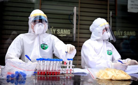 Thêm 2 người ở Mê Linh mắc COVID-19, Việt Nam 262 ca - Ảnh 1.