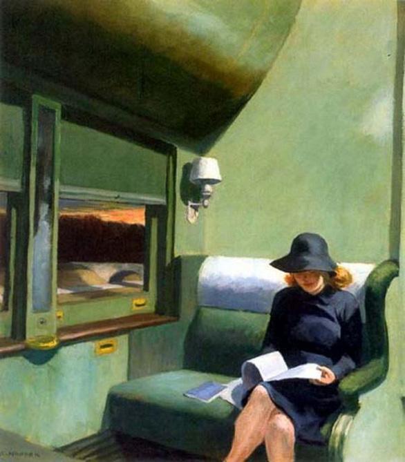 Edward Hopper đã vẽ chúng ta từ 100 năm trước - Ảnh 3.