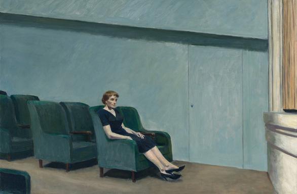 Edward Hopper đã vẽ chúng ta từ 100 năm trước - Ảnh 5.
