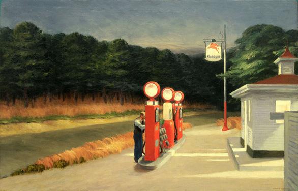 Edward Hopper đã vẽ chúng ta từ 100 năm trước - Ảnh 6.