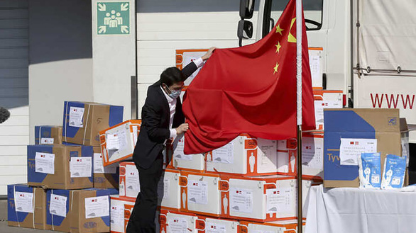 Chính sách chiến lang ngoại giao của Trung Quốc - Ảnh 1.