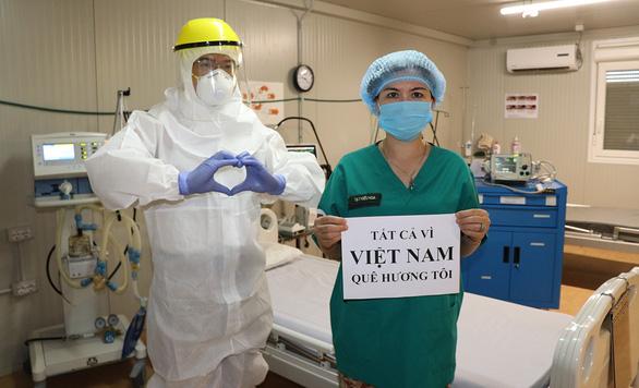 Bác sĩ Việt chống Cô-Vy ở Nam Sudan - Ảnh 1.