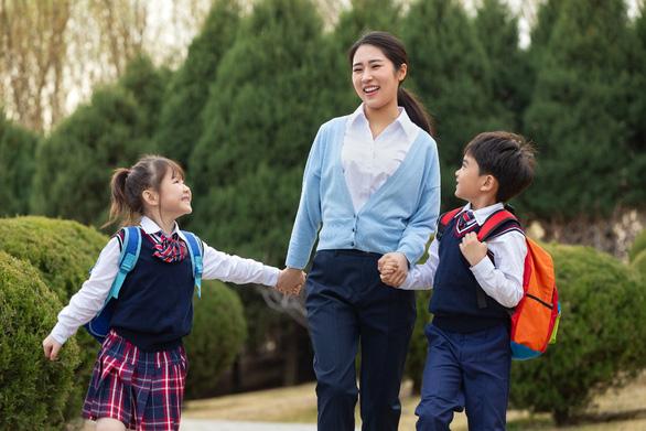 Nhà gần trường: ưu tiên hàng đầu của các gia đình - Ảnh 1.