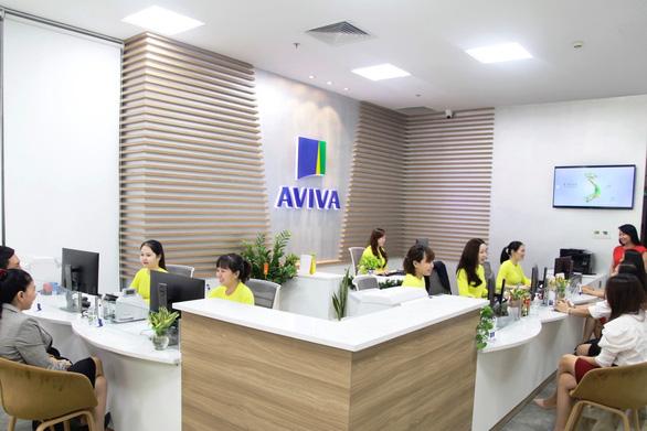 Aviva Việt Nam tăng vốn điều lệ lên hơn 2.800 tỉ đồng - Ảnh 1.