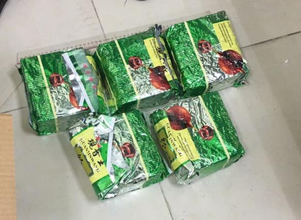 Bắt 6 người trong băng ma túy, thu hơn 10kg hàng đá - Ảnh 4.