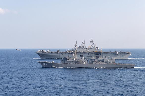 Trung Quốc một mặt ngoại giao khẩu trang, một mặt ngang ngược ở Biển Đông - Ảnh 2.