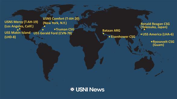 Trung Quốc một mặt ngoại giao khẩu trang, một mặt ngang ngược ở Biển Đông - Ảnh 3.