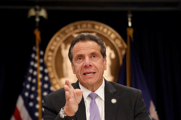 Thống đốc New York: Số người chết giảm liên tục, giai đoạn đen tối nhất đã qua! - Ảnh 1.