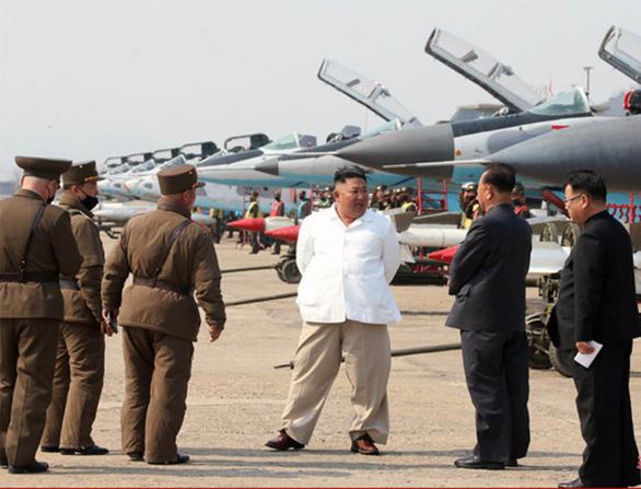 Hàn Quốc: Triều Tiên lại bắn tên lửa, nghi là tên lửa hành trình - Ảnh 1.
