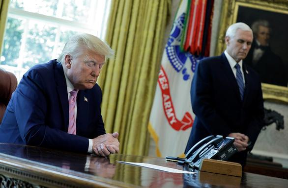 Quyết định khó nhất của ông Trump: Thời điểm và cách thức mở cửa lại nền kinh tế - Ảnh 1.
