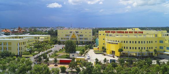 Trường đại học Trà Vinh - đại học xanh trong đô thị xanh - Ảnh 3.