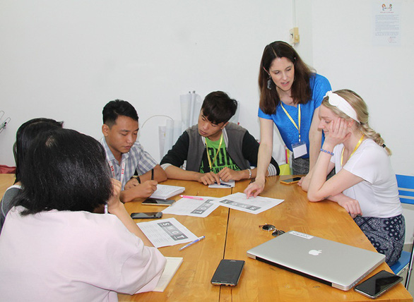 Trường đại học Trà Vinh - đại học xanh trong đô thị xanh - Ảnh 2.