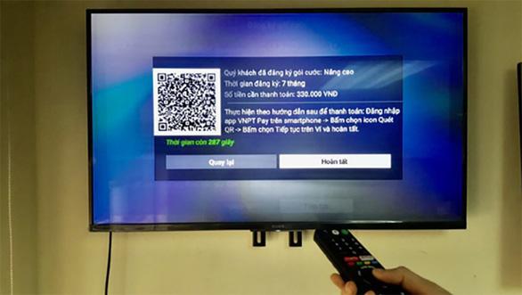 MyTV ra mắt tiện ích thanh toán trả trước qua ứng dụng trên Smart TV - Ảnh 3.