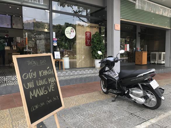 Đà Nẵng cho cửa hàng ăn uống bán hàng mang đi từ ngày mai 16-4 - Ảnh 1.
