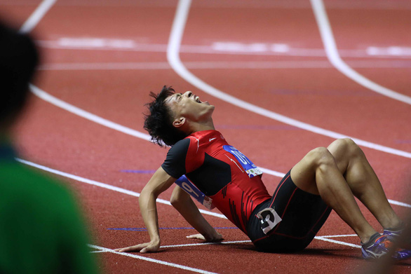 Vì sao tỉnh Khánh Hòa chưa trao thưởng nóng SEA Games 30 cho Trần Nhật Hoàng? - Ảnh 1.