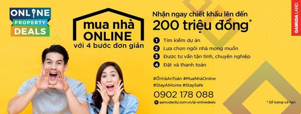 Kỷ nguyên 4.0: Gamuda Land tung chiêu độc lạ mua - bán nhà kiểu mới - Ảnh 1.