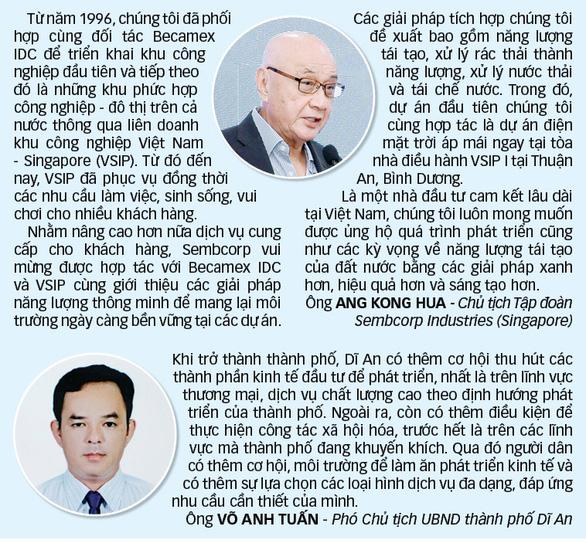 Dĩ An và Thuận An lên thành phố: Những con số ấn tượng! - Ảnh 2.