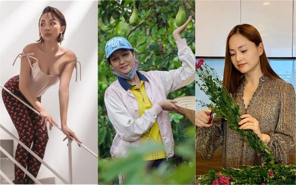 Khi Tóc Tiên, HHen Niê, Lan Phương... ngồi ở nhà và nghĩ tối nay ăn gì? - Ảnh 1.