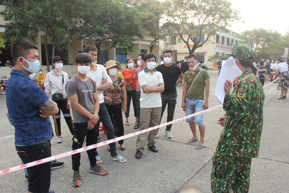Đà Nẵng tiếp tục cách ly tập trung người về từ Hà Nội, TP.HCM - Ảnh 1.