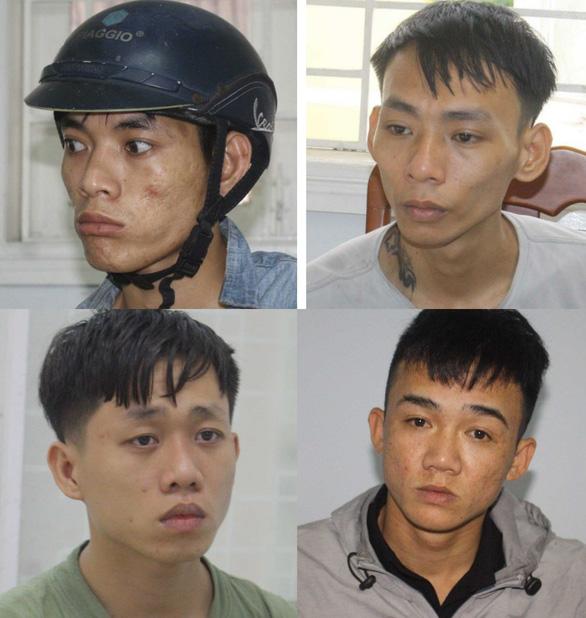 Cảnh sát hình sự bắt nhóm trộm chuyên đột nhập nhà cao tầng - Ảnh 1.