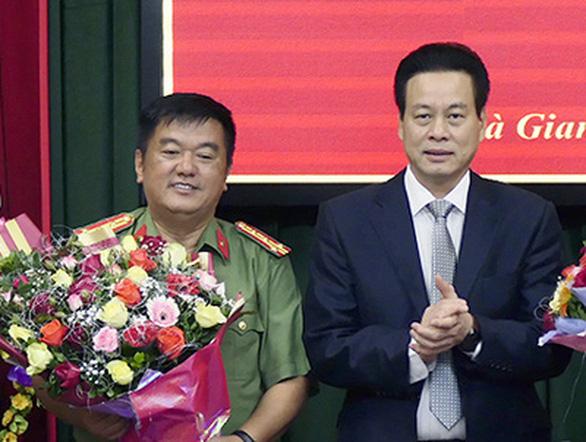 Giám đốc Công an Hà Giang làm phó chánh văn phòng Bộ Công an - Ảnh 1.