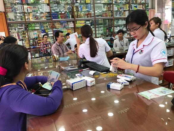 Giá thuốc bình ổn tại TP.HCM thấp hơn thị trường ít nhất là 5-10% - Ảnh 1.