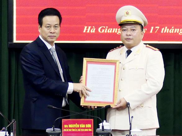 Giám đốc Công an Hà Giang làm phó chánh văn phòng Bộ Công an - Ảnh 2.