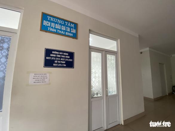 Lãnh đạo Sở Tư pháp Thái Bình: Bất ngờ việc cán bộ bị bắt liên quan đến vụ Dương Đường - Ảnh 2.