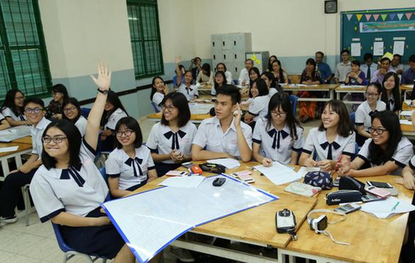 TP.HCM: học sinh, học viên tiếp tục nghỉ học đến hết ngày 3-5 - Ảnh 1.