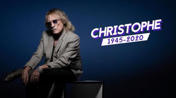 Danh ca người Pháp Christophe qua đời vì COVID-19 - Ảnh 1.
