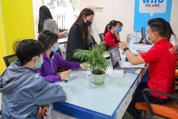 Điểm học kỳ 1 lớp 12 giúp thí sinh rộng cửa vào đại học - Ảnh 1.